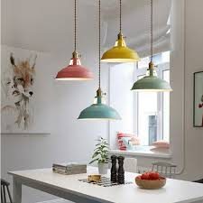 industrial pendant lights for dining