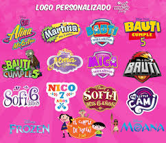 Nivis Tarjetas Personalizadas Disney Cumpleanos Fiesta Nenes
