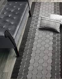 checd hallway runner rug