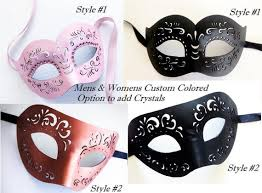 mens leather masquerade mask masquerade