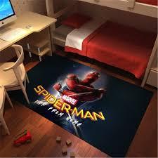 Best Sale 44383 Marvel Spider Man 3d Print Living Room Bedroom Rug Soft Rectangle Rugs Shaggy Nursery Rug Home Room Plush Carpet Decor Nd Rankingrk Co