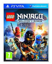 Shadow of ronin ninjago games