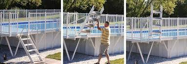 Deck Fences Kayak Pool Guys