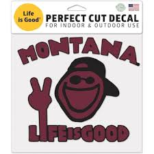 University Of Montana Car Decals Decal Sets Grizzlies Car Decal C Big Sky Conference Official Store