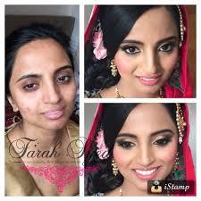 farah s asian bridal makeup artist