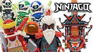 LEGO Ninjago 2020 - Page 15 - LEGO Action and Adventure Themes ...