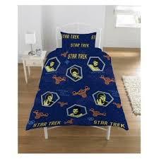 star trek bedding childrens bedding