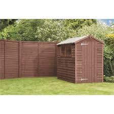 Ronseal One Coat Fence Life Medium Oak 5l Homebase