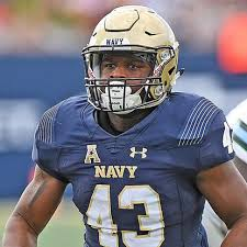 Smith emerges as change-of-pace fullback for Navy - Capital Gazette