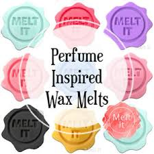 wax melts perfume inspired homemade for