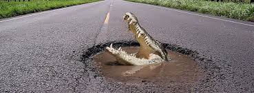 CR4 - Blog Entry: Do-It-Yourself Pothole Repairs