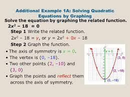 algebra 1b chapter 9 solving quadratic