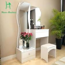 modern dressing table designs mirror