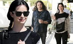 Krysten Ritter enjoys shopping with boyfriend Adam Granduciel in LA   Daily  Mail Online