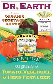 best organic fertilizer for vegetable