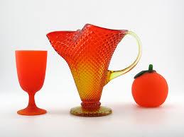 antique vintage retro art glass and
