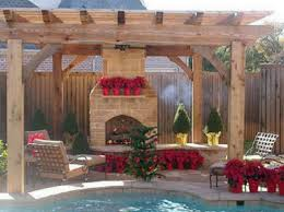charlotte nc outdoor fireplaces
