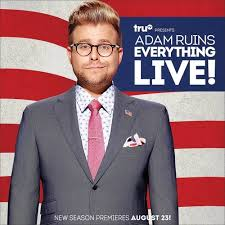 An Election Special - Adam Conover Ruins Everything Live