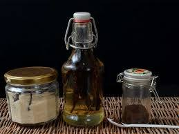 recettes d extrait de vanille
