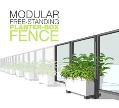 Modular Free Standing Planter Box Yard Fence Baby Gate 12 Steps With Pictures Instructables