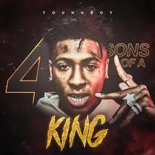 nba youngboy 4 sons of a king