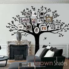 Family Tree Decal Photo Tree Decal Family Tree Wall Decal Family Tree Wall Tree Wall Decal Family Tree Painting