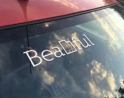 Utah Car Decal Etsy