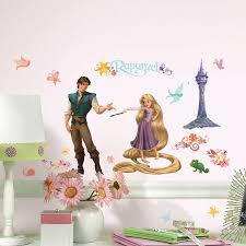 Disney Tangled Rapunzel Collage Peel Stick Wall Stickers Disney Wall Stickers Disney Wall Decals Disney Princess Wall Decals
