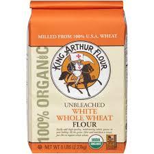 organic white whole wheat flour