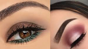 easy and beautiful eye makeup tutorial