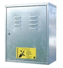 Security Box For Energisers Electric Fencing Electric Fencing Energisers 12v E Electric Fencing Accessories Farmcare Uk Farmcareuk Com