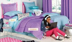 polka dots duvet and comforter sets
