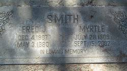 Myrtle Schmidt Smith (1909-2002) - Find A Grave Memorial