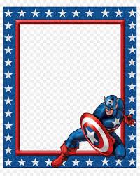 Marcos Spiderman Png Marcos De Capitan America Para Free