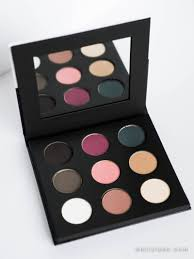 review make up for ever artist palette