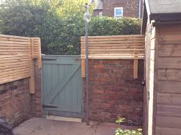 Fixing Fence Posts To An Old Wall With Coping Stones Advice Diynot Forums