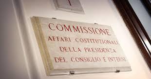COMMISSIONI PARLAMENTARI ECCO CHI SONO I PRESIDENTI