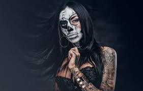 ilration women model portrait