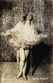 Lydia Johnson | Italian postcard by Casa Editrice Ballerini … | Flickr