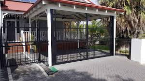 Driveway Gates Perth Feature Fencing