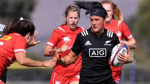 Black Ferns lock Charmaine Smith lays down the law – on and off the rugby  field | Stuff.co.nz