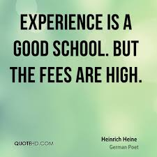 heinrich heine experience quotes quotehd