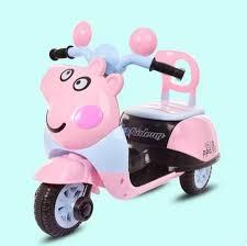 children kid electric motorcycle bike