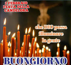 Festa della Candelora immagini di Buongiorno - Buongiorno.cloud