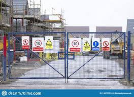 151 Construction Site Entrance Gate Fence Photos Free Royalty Free Stock Photos From Dreamstime