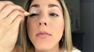 natural bronze makeup tutorial