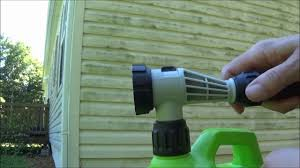 cleaning vinyl siding without scrubbing