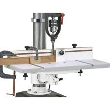 Shop Fox Drill Press Table 20 Off 4 3 Star Rating Free Shipping Over 49