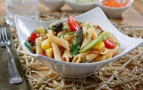 penne with spring vegetables myfitnesspal