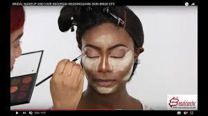 nigerian wedding dark skin bride ep3